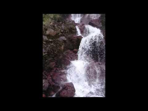 Waterfall Sangay National Park