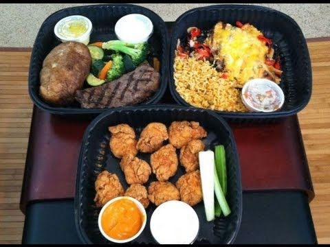 Applebee's Carside To Go (2 For $20) Review