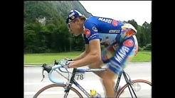 Tour de Suisse 1997 Wetzikon Davos - Oscar Camenzinds Solofahrt
