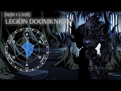 AQW Legion DoomKnight Overview