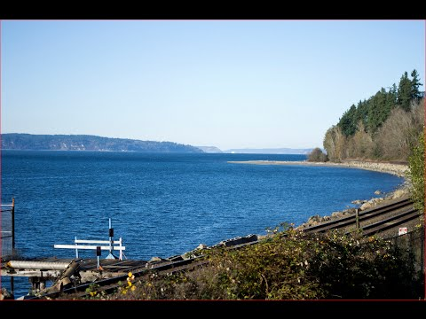 Visit Puget Sound, Sound in Washington, United States