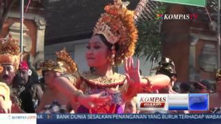 Karnaval Budaya Bali - Kompas Siang 2 September 2014