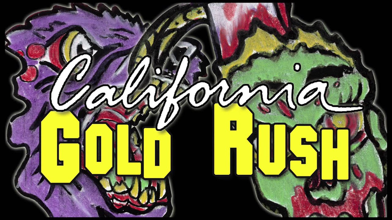 audiostrobelight california gold rush