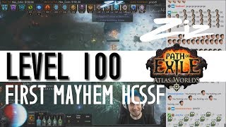 Ziz - First Mayhem 100 HCSSF + Aftermath