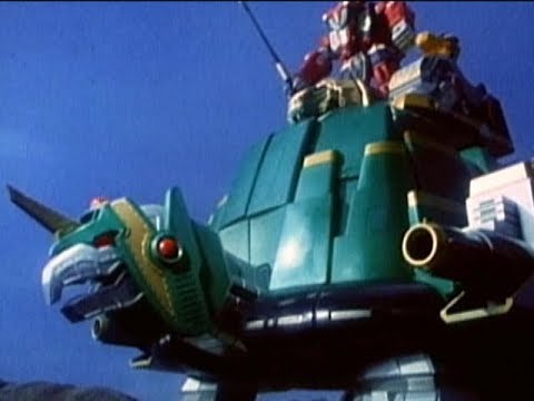 Mighty Morphin Power Rangers - Thunder Ultrazord | Season 2