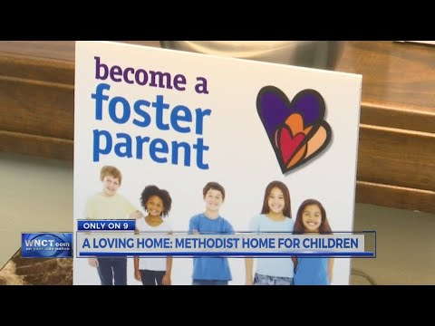 A Loving Home: Methodist Home for Children