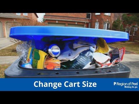 Change Cart Size