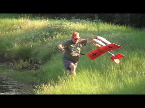Frank's RC Float Fly September 2016