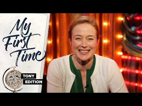 My First Time: Tony Edition  Jennifer Ehle