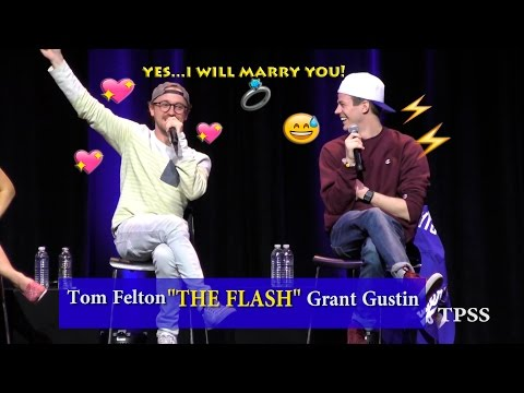 Tom Felton says, 'Yes, I will marry you!'