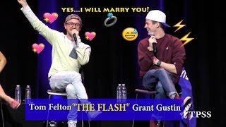 Tom Felton says, 'Yes, I will marry you!'