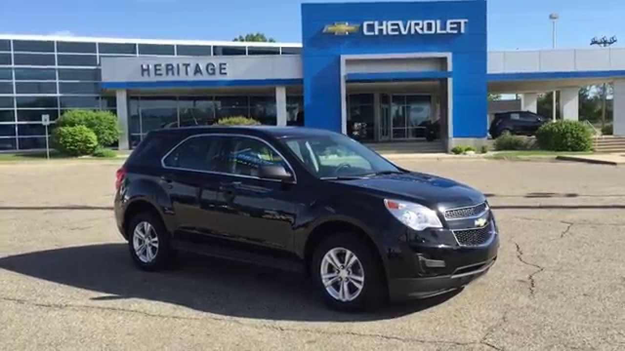 Equinox 2012 chevy equinox ls : 2012 Chevy Equinox AWD LS Only $16,999! Black, 29 MPG, Great Shape ...