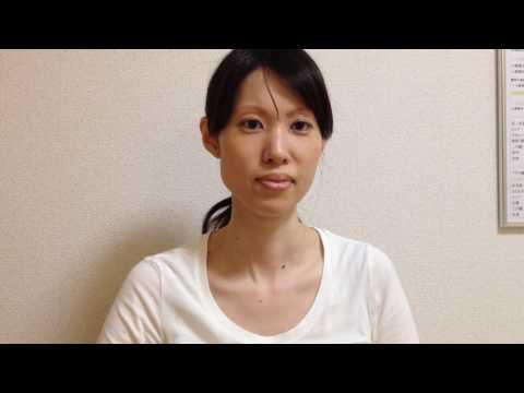 小顔矯正 Y 様20170411|心月整体院・大阪施術院 ・女性専用サロン