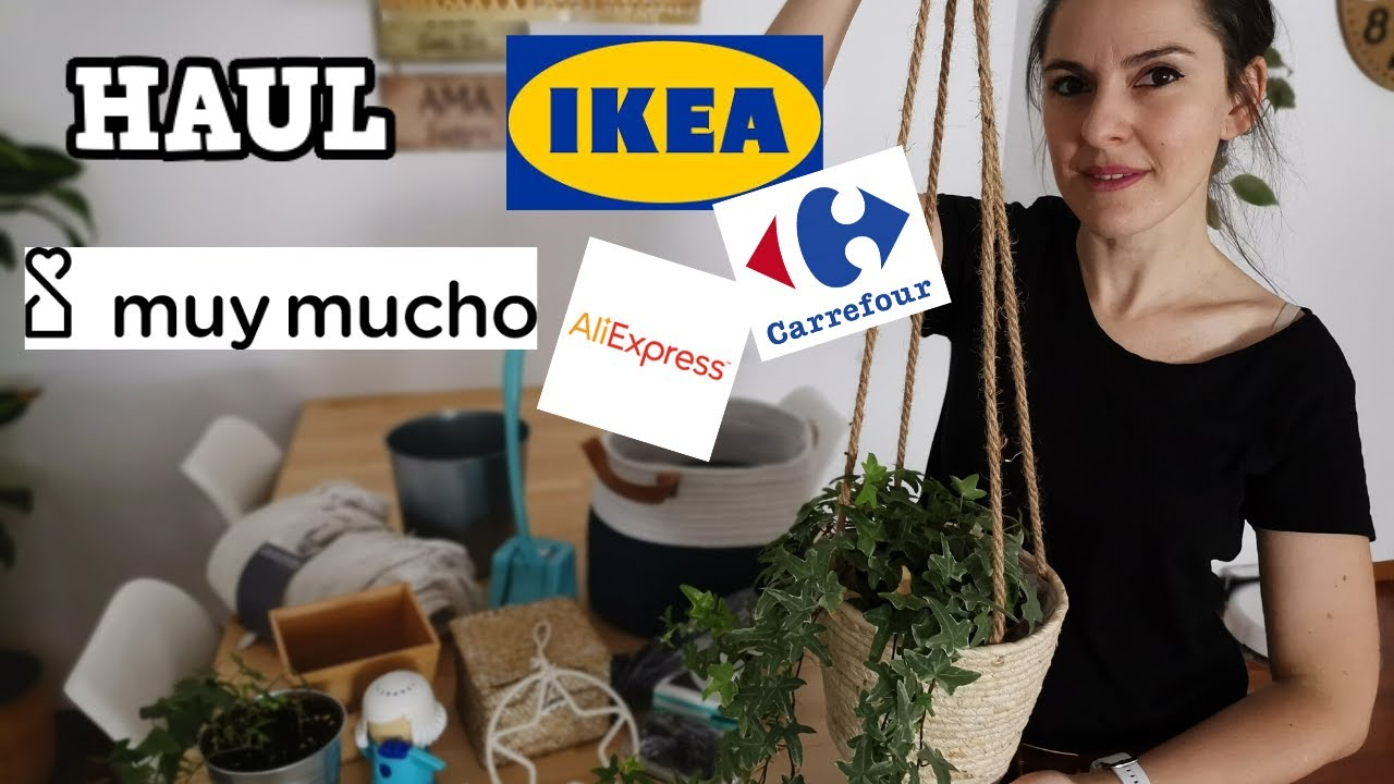 COMPRAS IKEA, Muy Mucho, Carrefour