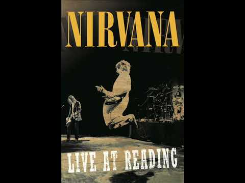 Nirvana, Live at Reading, 1992