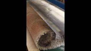 Gönen melisa halı shaggy yıkama