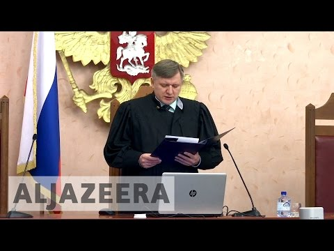 Russia bans Jehovah