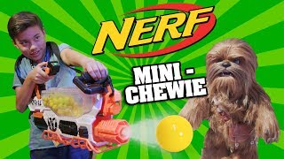 THE ULTIMATE NERF GUN!!! Transformers, Star Wars, Marvel, Play Doh,  Doh Vinci, Disney Princess!