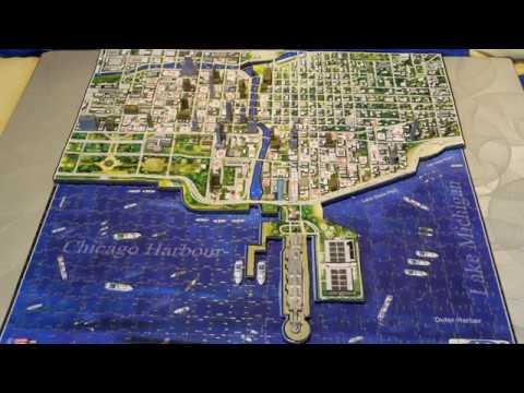 Chicago 4D Puzzle