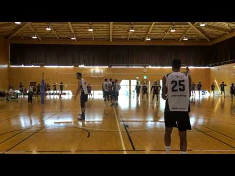 07 31 2016 Men's Blizzard vs Kinki Club SFID & Kinki Club University Game 5