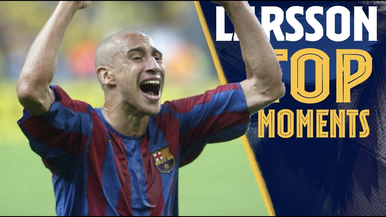 Download 💥 The BEST MOMENTS of HENRIK LARSSON with BARÇA
