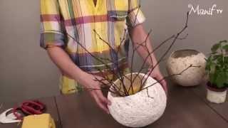 видео Пасхальный декор своими руками