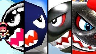 Super Mario Evolution of BANZAI BILL 1991-2018 (SNES to Switch)