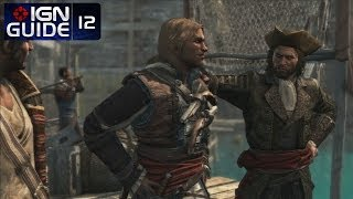 Assassin's Creed 4: Black Flag - Sequence 03 Memory 04: Raise The Black Flag