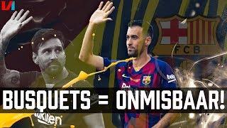 'FC Barcelona Kan Zonder Messi, Maar Niet Zonder de Unieke Busquets'
