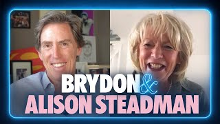 Alison Steadman's top performances, Gavin & Stacey and meeting the Wales rugby team | BRYDON &