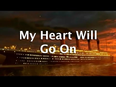 My Heart Will Go On | Pop Mashup/Minimix Crossover (Titanic Tribute)