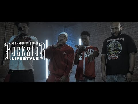 Gucc, Smoody, Young Red & Foolie - Rockstar Lifestyle