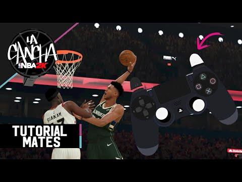 CÓMO HACER MATES ESPECTACULARES en NBA 2K20 - TUTORIAL con RAFAELTGR