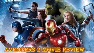 Avengers 2 Age of Ultron | Iron man vs Hulk | Movie Review #22