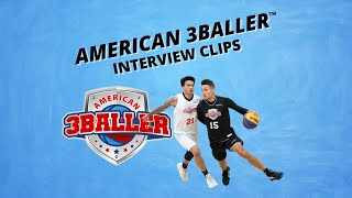 American 3Baller interview montage