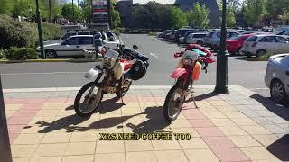 Ducati Scrambler Pannier Racks