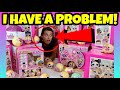 I NEED HELP!! TRUE STORY of an LOL SURPRISE EXTREME COLLECTOR!! Funny Skit!!