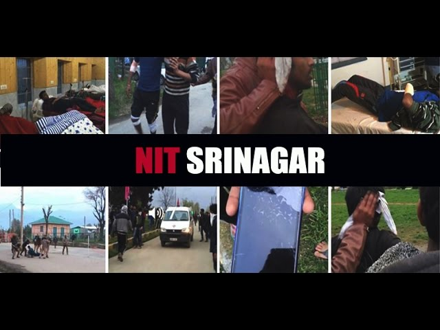 Save The Students Of NIT Srinagar ||WTF!ZONE||