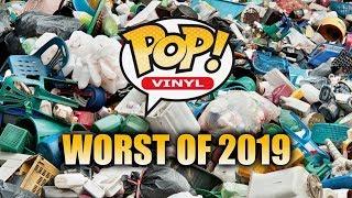 Worst 10 Funko POPS! of 2019