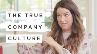 Values: The True Company Culture