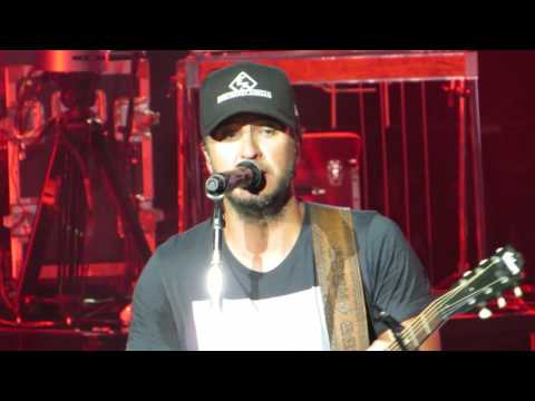 Luke Bryan Fast  @ PNC Arts Center