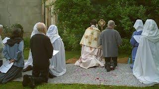 Procession de la Fête-Dieu - Soeurs Mariales