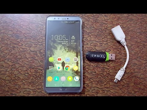 How To Connect Pen Drive To Android Phone