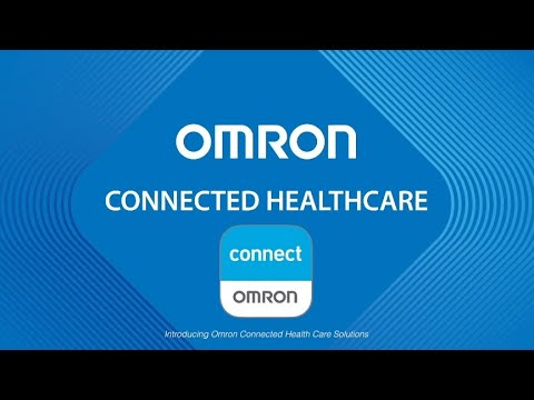 omron-connected-healthcare-solutions