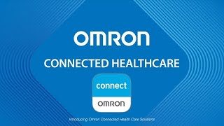 Omron Connected Healthcare Solutions screenshot 1