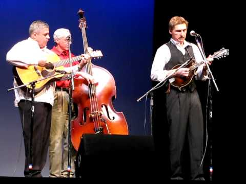 """Alan Bibey """"St. Louis Blues"""" Bluegrass All Star Jam 2010"""