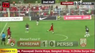 Persepar Palangkaraya Vs Persis Solo (Sambernyawa.Com)
