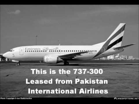 The History Of Emirates Airlines (How it began)