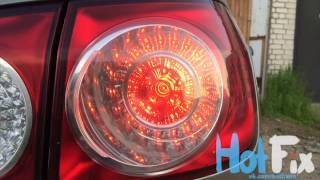 Vw golf plus led rearlight repair(Ремонт светодиодных фонарей (до), 2015-08-01T08:21:02.000Z)