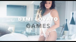 Demi Lovato - Games (music video)